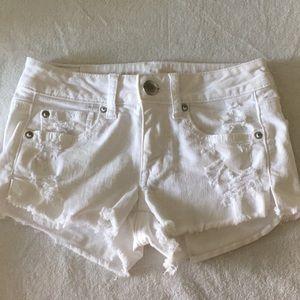 🍒American Eagle denim jean shorts